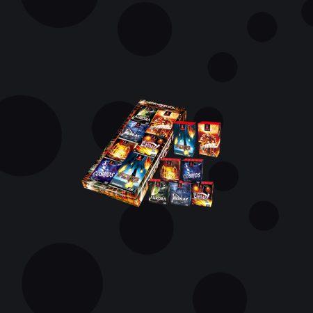 Mega Mania Box